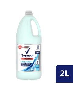 Sabonete Liquido REXONA Profissional LIMPEZA PROFUNDA 2L