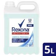 Sabonete Liquido REXONA Profissional LIMPEZA PROFUNDA 5L