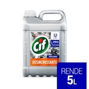 CIF Desincrustante 5L