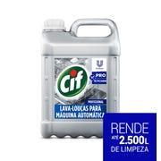 CIF Lava-louças para Máquina Automática 5L