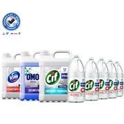 Kit de Higienização e Desinfecção