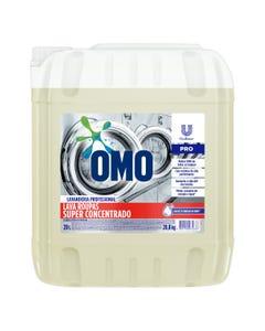 Omo Detergente Líquido Super Concentrado 20L