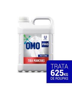 Bombona branca de OMO Tira-Manchas de 5 litros